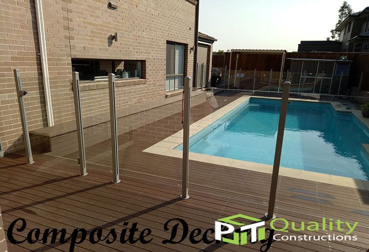 3 - composite decking