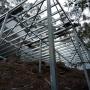 2 - steel deck frame