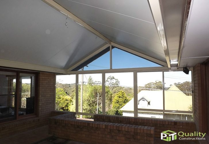 Insulated Cooldek Queensland Room