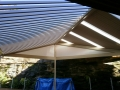 Louver Opening Roof