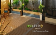 Eko composite decking