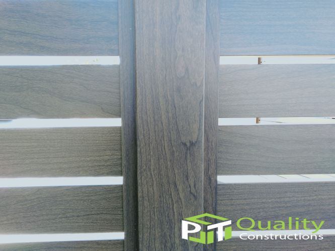 timber look aluminium