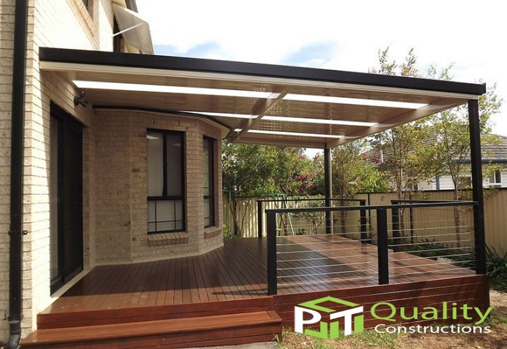 Timber Decking And Pergolas Sydney Patio Verandah