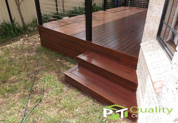 16 - Timber Decking