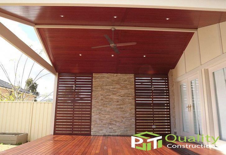 17 - Timber Decking