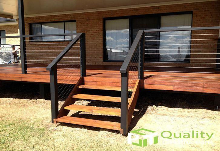 2 - Timber Decking