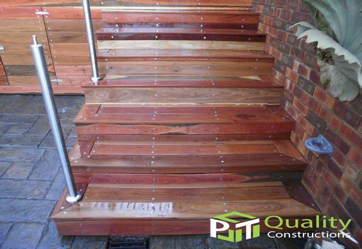 31 - Timber Decking