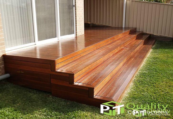 81 - Timber Decking