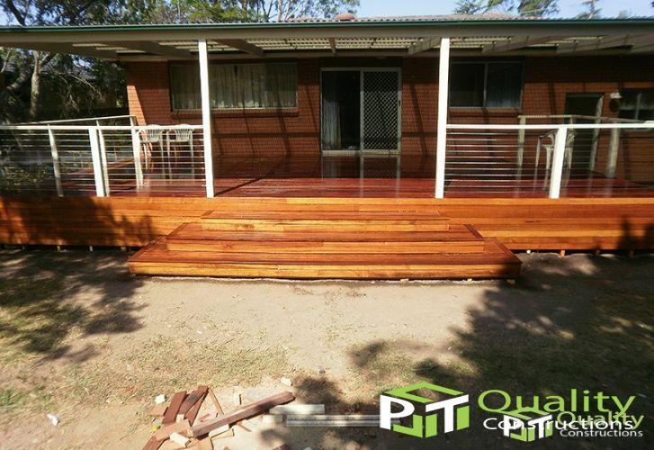 90 - Timber Decking