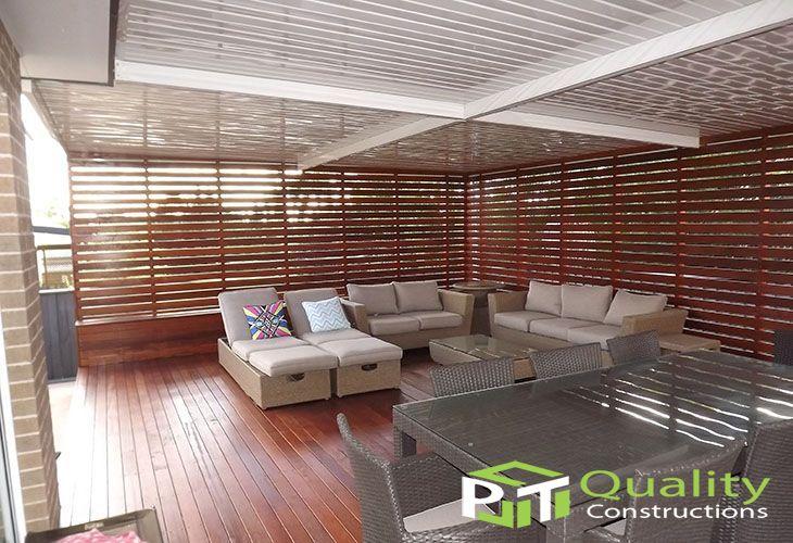 Timber Deck.
