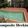 Composite timber decking