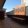 Merbau harwwod timber deck
