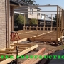 Timber Deck Frame
