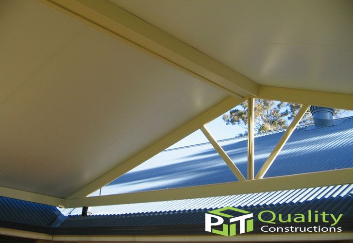 Insulated Cooldek Patio Roofing