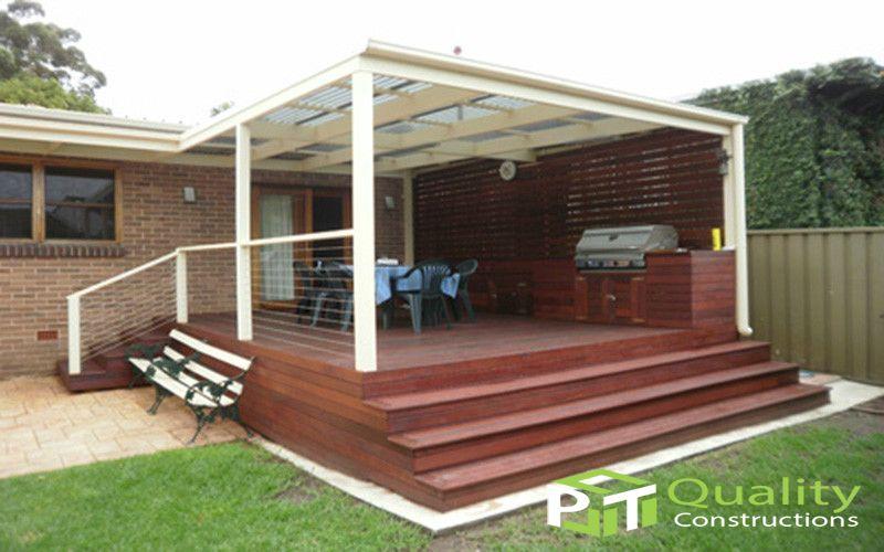 Timber Pergola