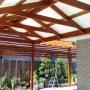 oran park timber pergola 3