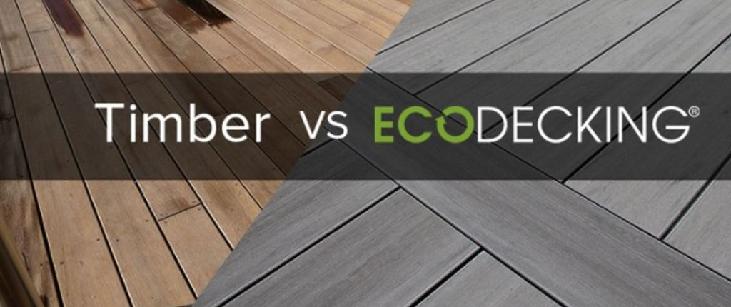 Hardwood Timber Decking VS Composite Decking