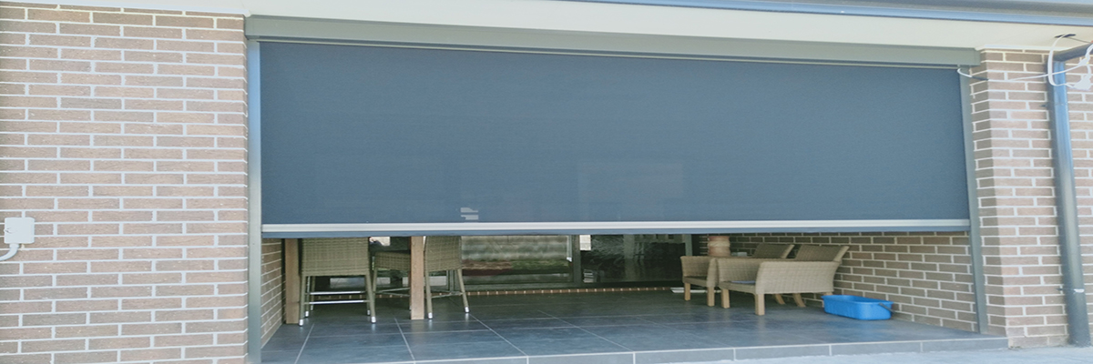Outdoor Patio Blind