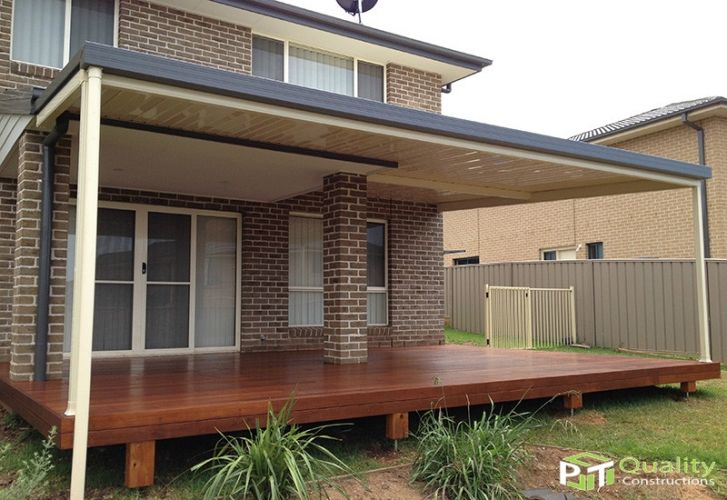 Colorbond Pergolas Western Sydney Patio Companies